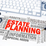 Estate planning is highlighted in red letters - it is important that every parent establishes an estate plan for the sake of their children's